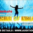 Channel V Shine of India Auditions, Registration