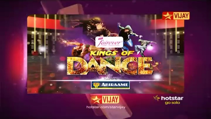 Vijay TV Kings of Dance 2016 Auditions